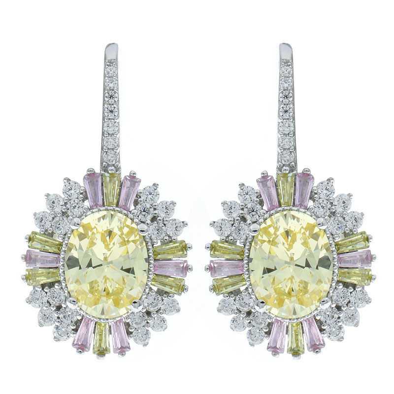 High Quality Ladies Jewelry Earrings