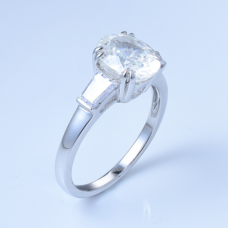 Diamond Bridal 925 Ring