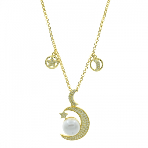Collana in argento 925